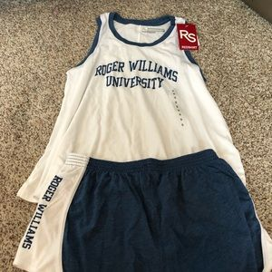 Roger Williams university pajama set